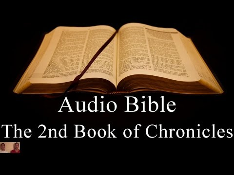 The Second Book of Chronicles - NIV Audio Holy Bible - High