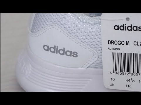 Adidas Drogo Shoes Unboxing - YouTube