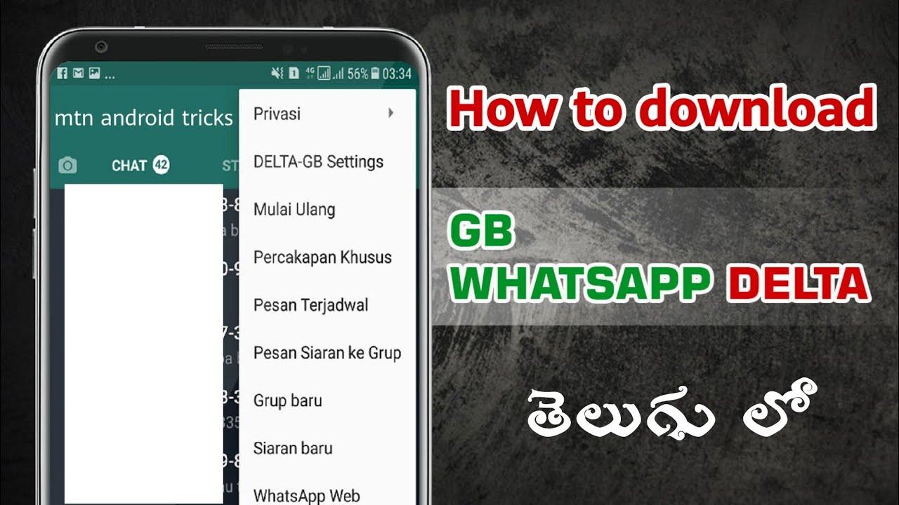 download wa delta gb mod terbaru