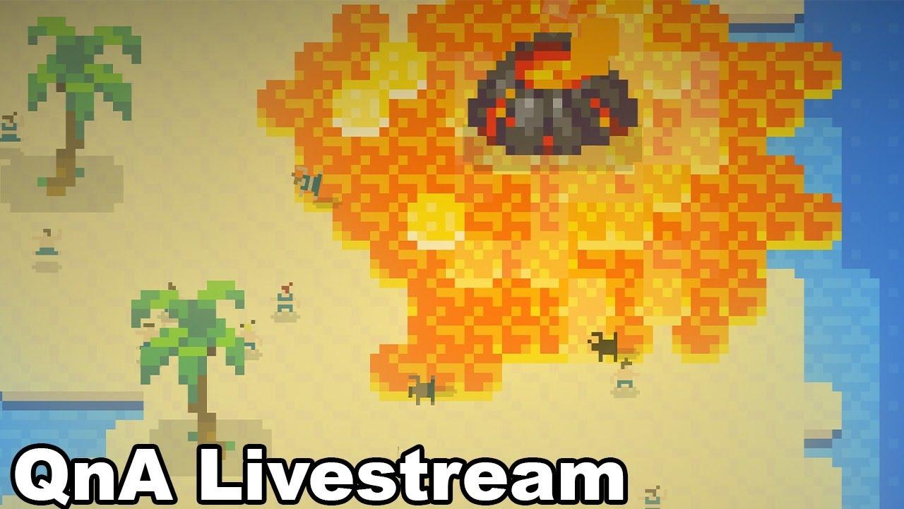 WorldBox QnA Livestream