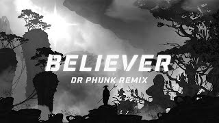 Major Lazer & Showtek - Believer (Dr Phunk Remix)
