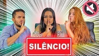 DESAFIO DO SILENCIO !!! (SILENT CHALLENGE)