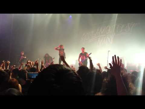 Capture the crown - RVG 【Live at SCREAM OUT FEST 2015 】