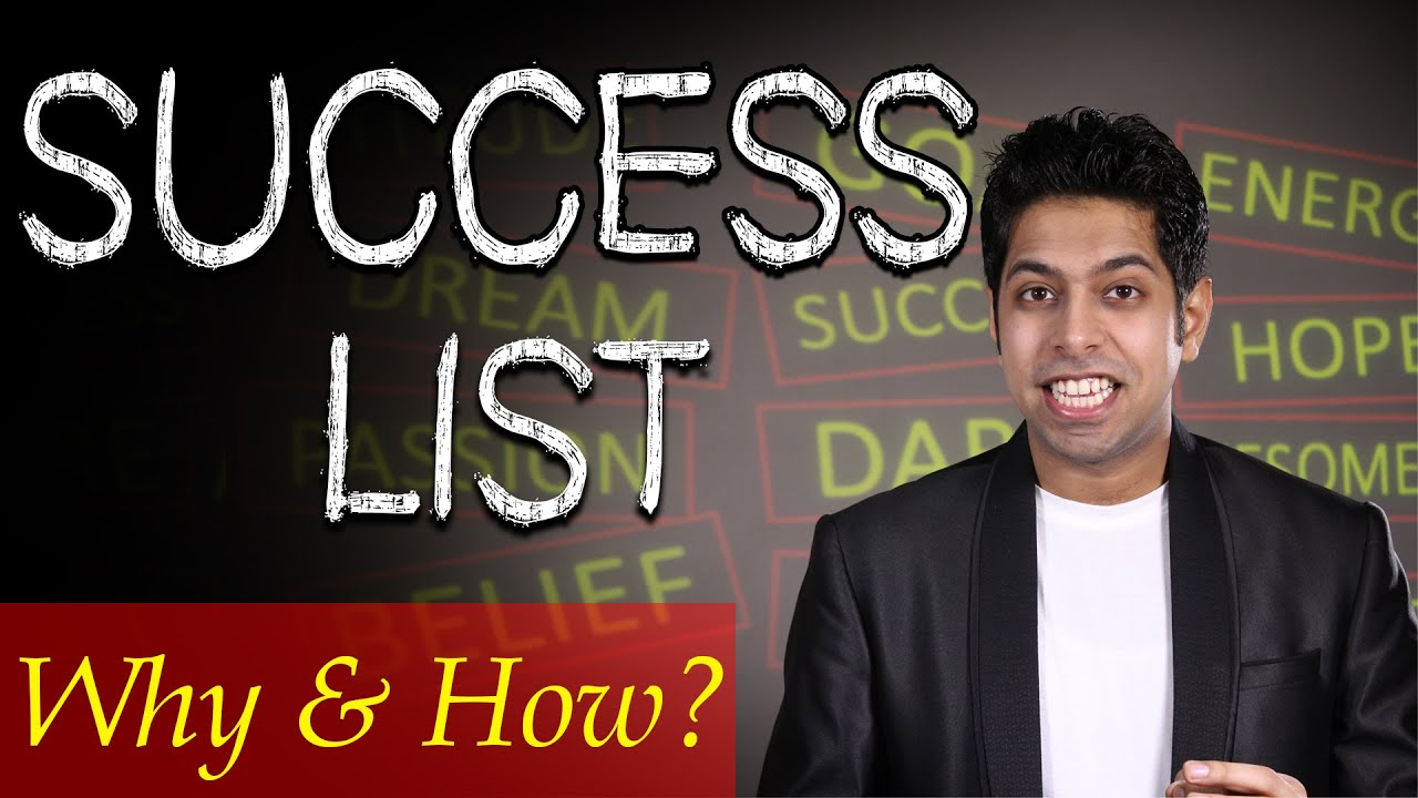 Success leads to Success (Hindi Training Video)