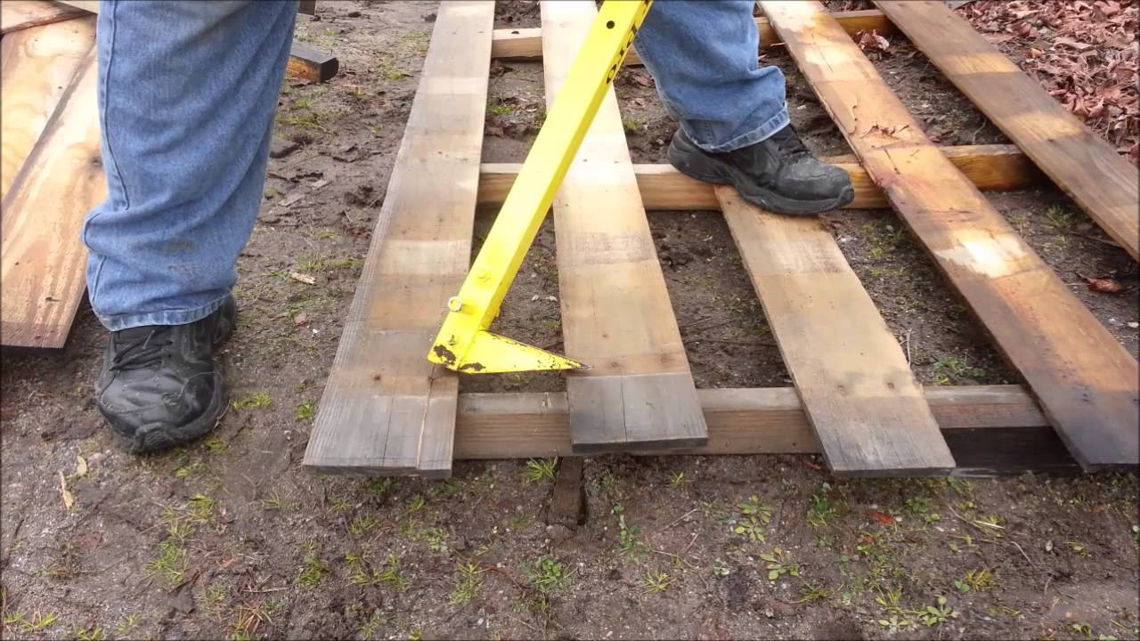 Diy Projects Pallet Projects And More The Eizzy Bar Pro Youtube