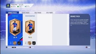 FIFA 19 - Pack opening - premium electrum player pack - Boards