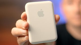 Everyone's Wrong: Apple MagSafe Battery Pack Review