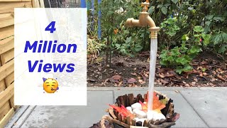 Magic Faucet Fountain - DIY