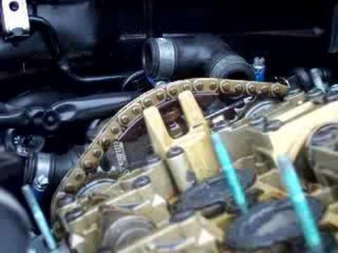 Audi Engine Problems Ticking Noise Valve Cover Off 2 Youtube