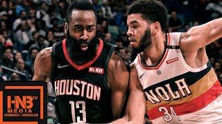 Houston Rockets vs New Orleans Pelicans Full Game Highlights | March 24, 2018-19 NBA Season