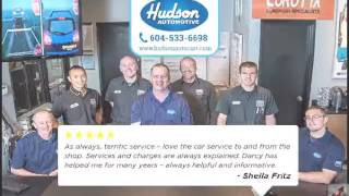 Hudson Grip Auto & Tires car repair service Near By Reviews Langley BC