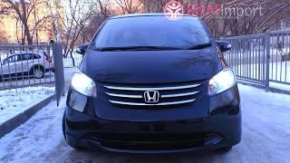 Honda Freed 2008 год 1.5 л Без пробега по РФ от РДМ-Импорт