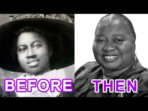 WOMAN and TIME: Hattie McDaniel. Mammy