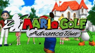 Is Mario Golf Advance Tour Worth Playing Today? - SNESdrunk