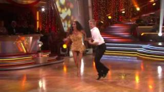 Nicole Scherzinger & Derek Hough - Jive - DWTS10 The Finale.wmv