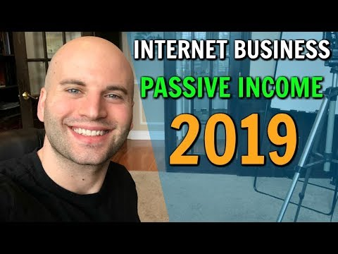 Start An Internet Business That Makes Passive Income: Compounding Efforts