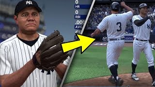 Babe Ruth Gameplay in MLB The Show 18