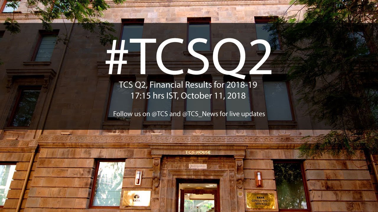 TCSQ2 FY 2018-19 Financial Results - YouTube
