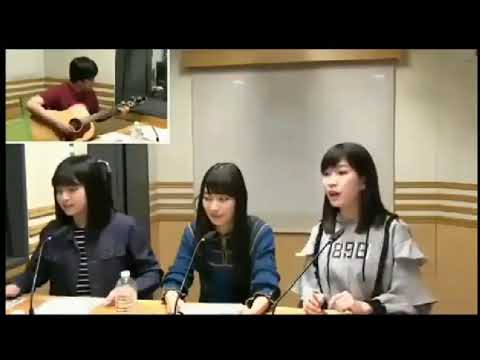 [Death March ED] Suki No Skill (Acoustic Ver) / Wake Up, Girls! (Mayushii, Nanamin, Yoppi) Ft Wasshi