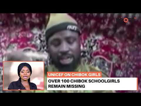 Five years later, over 100 abducted Chibok girls remain missing.