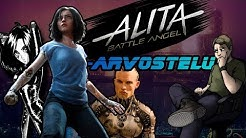Alita: Battle Angel - KimSjopin Arvostelu