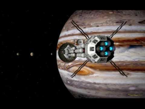 Show 131 Mission to Jupiter & Europa via Art
