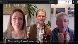 Free Storytelling Livestream 2