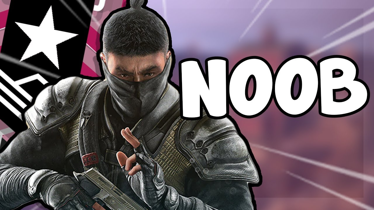 THE UNDERCOVER NOOB - Rainbow Six Siege