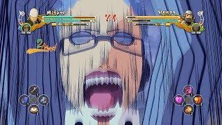 Naruto Ultimate Ninja Storm 3 Full Burst Chojuro Mifune Character Swap Gameplay (PC w SweetFX)