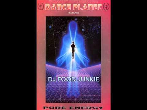 Dj Food Junkie & Mc Ribbz @ Dance Planet 17th September 1993