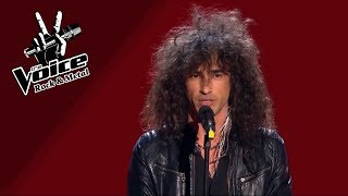 Best Rock &amp Metal Blind Auditions in THE VOICE [Part 4]
