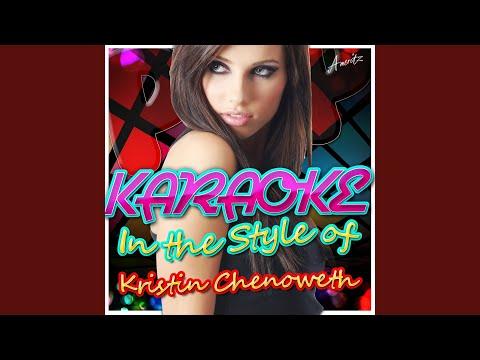 Defying Gravity (In The Style Of Kristin Chenoweth & Idina Menzel) (Karaoke Version)