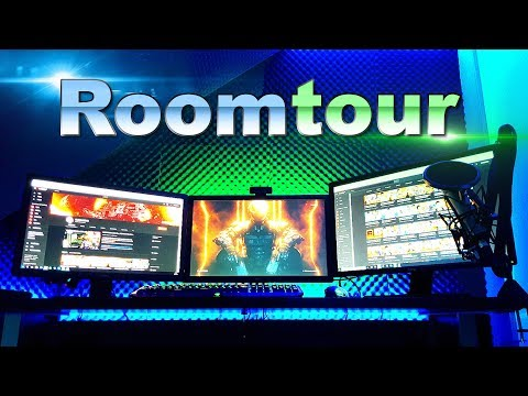 Mein ULTRA GAMING Zimmer!🎮 | Room/Setup-Tour | 50.000 Abonnenten Spezial!