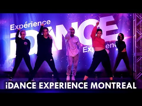 Rock It & Don't Start Now | Brian Friedman Choreography | IDance Experience Montreal