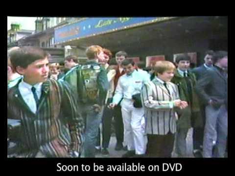 East London Mod's 1982