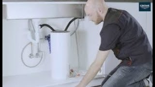 Grohe Red - Product Installation
