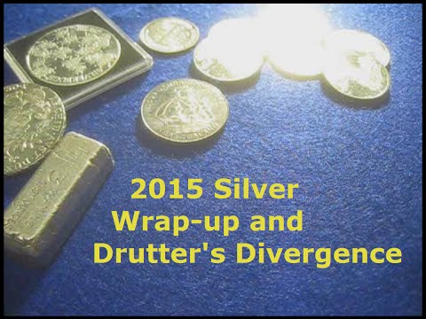 "2015 Silver Wrap-up and Drutter's ""Price vs. Demand"" Divergence"