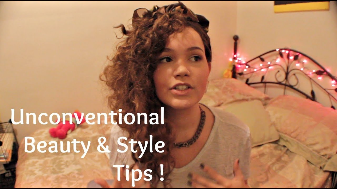 Unconventional Beauty & Style Tips