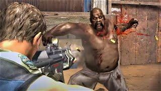 Resident Evil 5 Specktra's True Color ENB + Optimal FoV MOD - PC Gameplay - i3 4170 - GTX 960