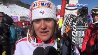 A Méribel, Marion Rolland revient en championne - 22/02
