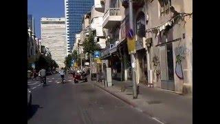 Тель-Авив. Улица Герцль(Всё началось с того, что группа евреев города Яффо во главе с М. Дизенгофом обратилась к одному из руководи..., 2013-11-16T15:11:15.000Z)