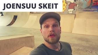 Joensuun Skeittihalli || Vlog #8