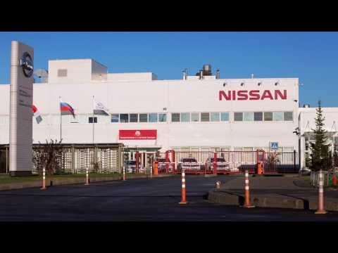 Завод Nissan в Санкт Петербурге станет работать в две смены