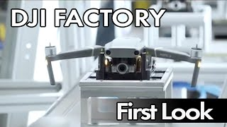 DJI Mavic 2 factory | explanation