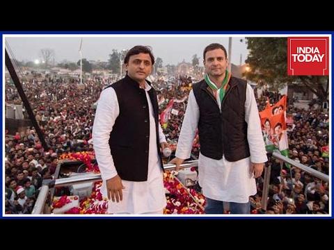 Assembly Elections 2017 LIVE: 'UP Boys' Akhilesh Yadav, Rahul Gandhi Hold Roadshow In Agra