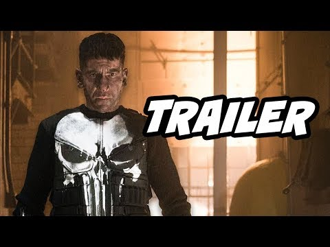 The Punisher Official Trailer Breakdown - Marvel Netflix
