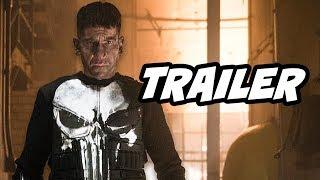 The Punisher Official Trailer Breakdown - Marvel Netflix