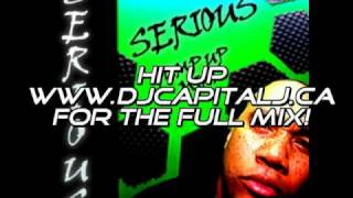 DJ CAPITAL J - SERIOUS JUMP UP MIX (VIP BASS MIX #13 PREVIEW / JUMP UP DRUM & BASS)