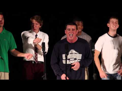 Take On Me / Dammit - The Stairwells - 2012 W&M A Cappella Showcase