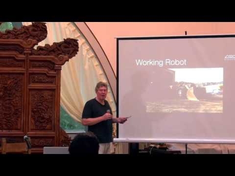 Automation & the Future | James Newton Thomas | Humanity+ Beijing Summit 2013